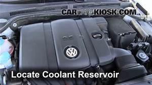 2011-2018 Volkswagen Jetta Cabin Air Filter Check