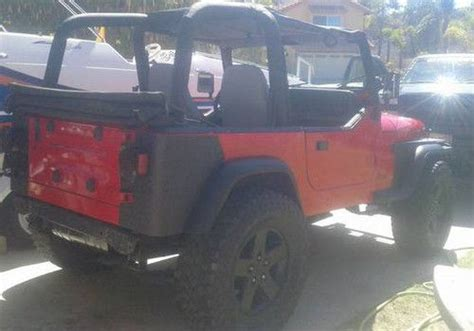 big jeep rubicon sell used lifted jeep jeep wrangler tj jeep evol havic