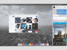 Fresh Mac OS 11 Concept Proposes iOS Virtual Machine, Flat UI