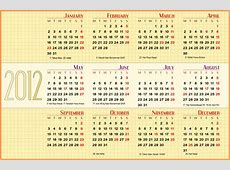 Kalender 2012 – Download 2019 Calendar Printable with