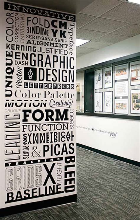 typography wall art  awesome examples jayce  yesta