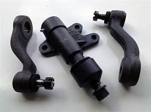 3 Pcs Idler Bracket Pitman Arms Chevy C2500 C3500 K2500 Gmc C1500 C2500 93