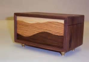 Wooden Jewelry Box Designs