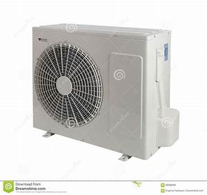 Air Conditioner Stock Photo  Image Of Built  Industry