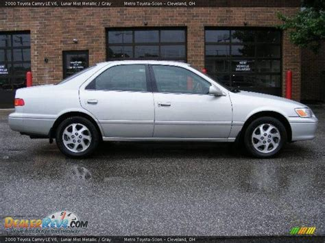 2000 Toyota Camry LE V6 Lunar Mist Metallic / Gray Photo ...