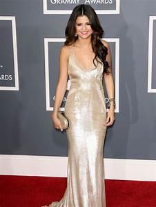 Prom Dresses: Selena Gomes in Prom Dress Inspiration