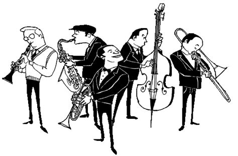 Music Group Clipart