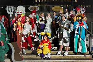 The Cast Of Final Fantasy IX By OvernightSiren On DeviantArt
