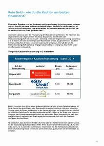 Mietkaution Berechnen : mietkautionsb rgschaft ratgeber ~ Themetempest.com Abrechnung