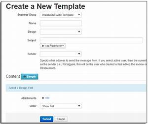 email templates part 2 creating new email templates With how to create template in php