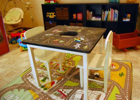 cool diy play tables   kids room kidsomania