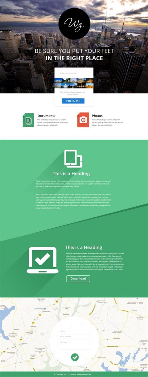 free web page design 100 free psd templates for