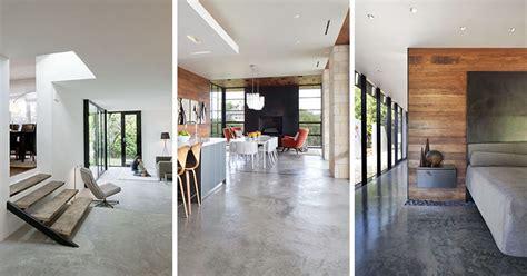 pictures  show  concrete floors