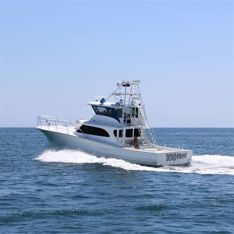 Destin Charter Boat Captains by About The Captain Of 100 Proof Charters Sea Fishing
