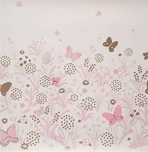 Papier Peint Petite Fille : papier peint chambre bb fille great ides dco chambre bb ~ Dailycaller-alerts.com Idées de Décoration