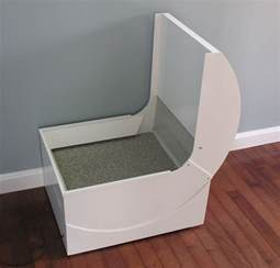 auto cat litter box cleaner purrfectscoop litter loo automatic self cleaning cat