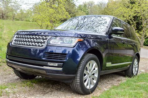 range rover review 2016 land rover range rover hse 95 octane