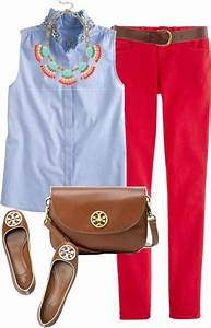 46 best Coral/Orange jeans outfit ideas images on Pinterest | Jean outfits Orange jeans and ...