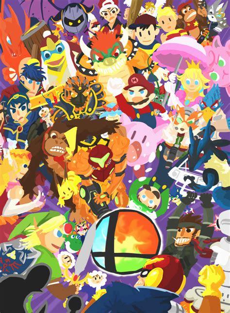 Super Smash Bros Brawl And Super Smash Bros On Pinterest