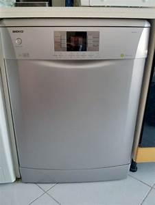 Prix D Un Lave Vaisselle : vendu prix 250 lave vaisselle beko dfn6835 silver ~ Premium-room.com Idées de Décoration