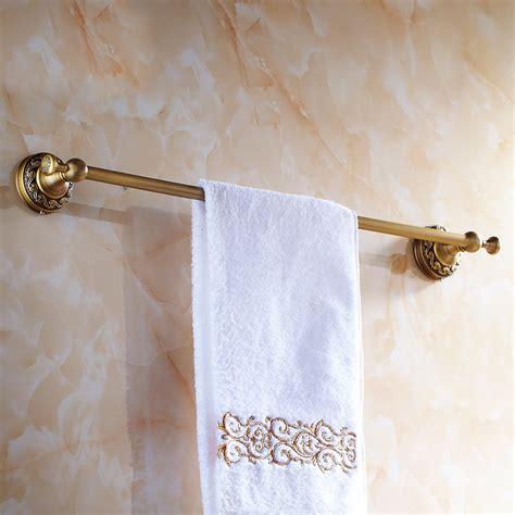european vintage bathroom accessories antique brass towel