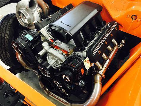 67' Single Turbo Nova - GPHeaders, Inc.
