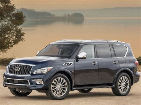 7 Passenger Suvs by 2015 Infiniti Qx80 For 2014 Infiniti Changed The Name Of