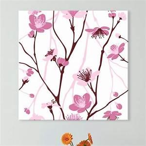 tableau design fleurs de cerisier With chambre bébé design avec promo livraison fleurs