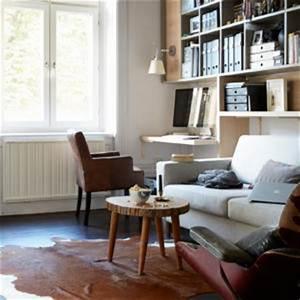Schreibtisch Im Wohnzimmer Integrieren : arbeitsplatz wohnzimmer ideen 456 bilder ~ Bigdaddyawards.com Haus und Dekorationen