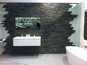 les 25 meilleures idees de la categorie briquette de With salle de bain design avec plaquette de parement mural décoratif