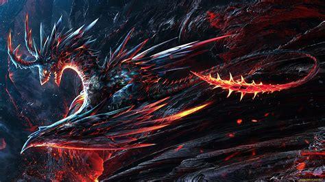 Badass Dragon Wallpaper 1080p Hd Mario Dragon Dark