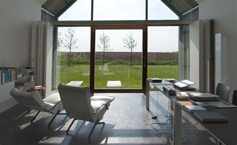 interiors homes modern home design sustainable barn house shaped interior playuna