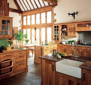 Country, Style, Kitchens, 2013, Decorating, Ideas