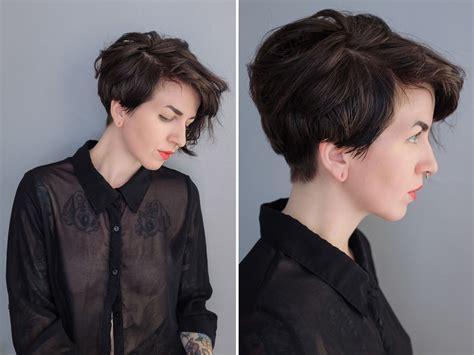 growing   undercut   hairstyles pinterest