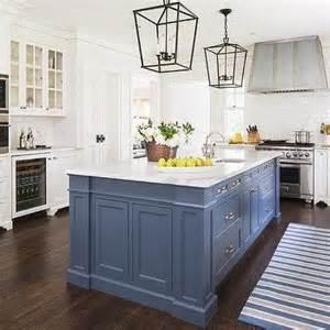 blue kitchen island blue kitchen island with calacatta gold marble countertops