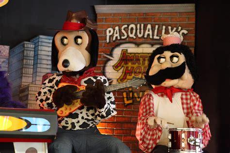 Jasper And Pasqually Animatronic Jasper T Jowls And