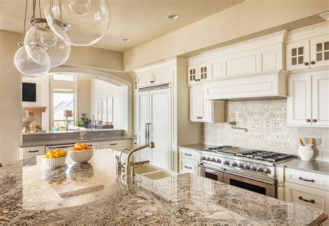cuisine shabby chic luxury kitchen ideas counters backsplash cabinets