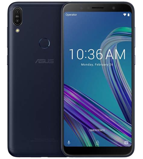 asus zenfone max pro m1 with 5000mah battery launched in