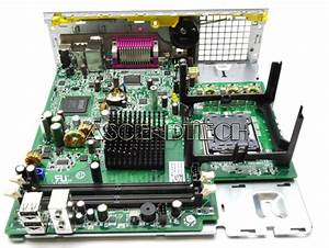 Dell Optiplex Gx1 Motherboard Diagram