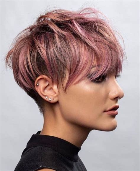 Best Pixie Hairstyles by 10 Pixie Haircut Inspiration Hair Styles For