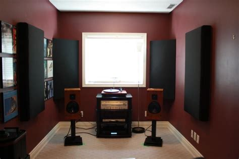 Listening Room Installed Acoustic Panels  Audiokarmaorg. Window Treatment Ideas Kitchen. Small Kitchen With White Cabinets. Dining Table In Small Kitchen. Kitchen Island Light Fixtures. White Marble Floor Kitchen. Country Kitchen Cabinet Ideas. Kitchen Living Space Ideas. Italian Kitchen Ideas