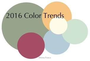 home interior color trends color and design trends for 2016 what will they be decorating by donna color expert