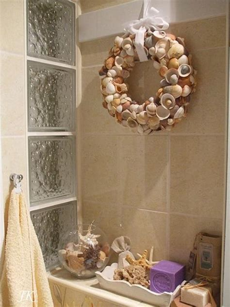 craft ideas for bathroom 33 modern bathroom design and decorating ideas incorporating sea shell art and crafts