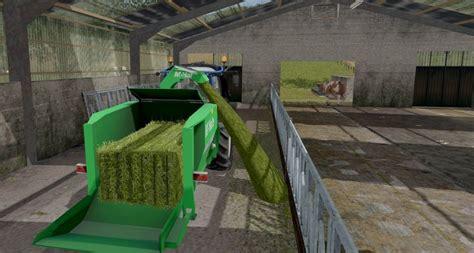 pack straw blower mchale     fs farming