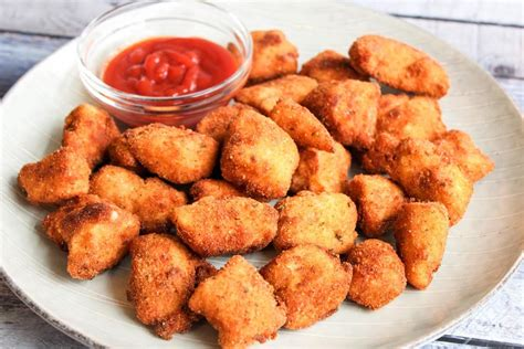 Oh, i was just smokin' mah nugget. Homemade Chicken Nuggets | Just A Pinch Recipes
