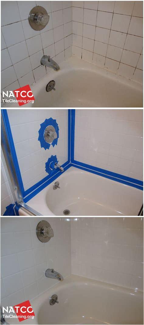 how to recaulk a bathtub cleaning and recaulking bathtub surround tiles with black