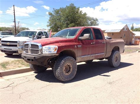 dodge prerunner bumper mercenary off road quot a bomb quot heavy duty dodge ram 2500 3500