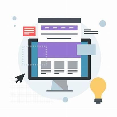 Website Animation Hosting Development Web Application Digital