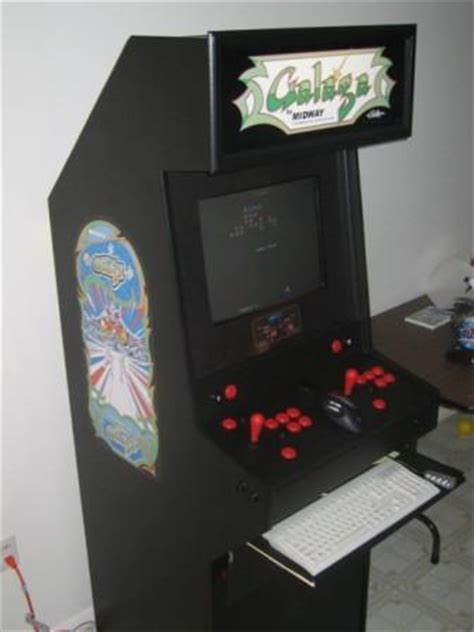 docs mame cabinet   build  cabinet