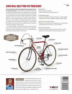 5th Edition Of Zinn  U0026 The Art Of Road Bike Maintenance